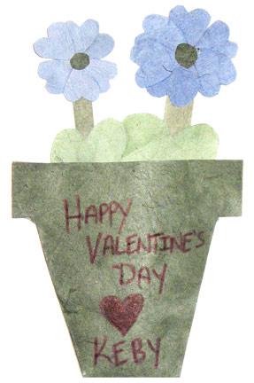 Seeds of love Card