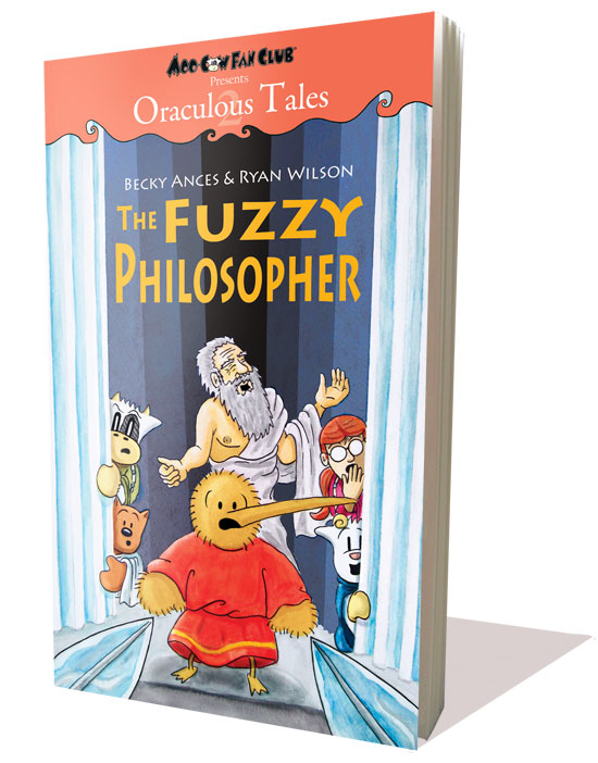 Fuzzy Philosopher Cover