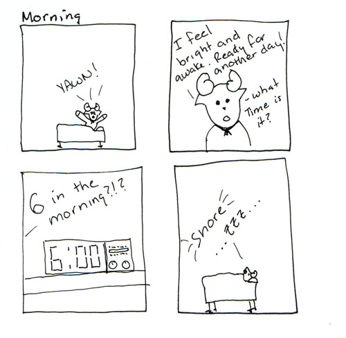 Ramses Hourly Comic 2