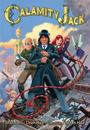 Calamity Jack Graphic Novel