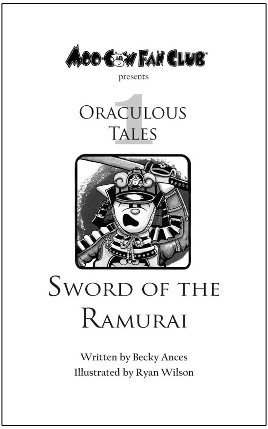 Sword of the Ramurai page 1