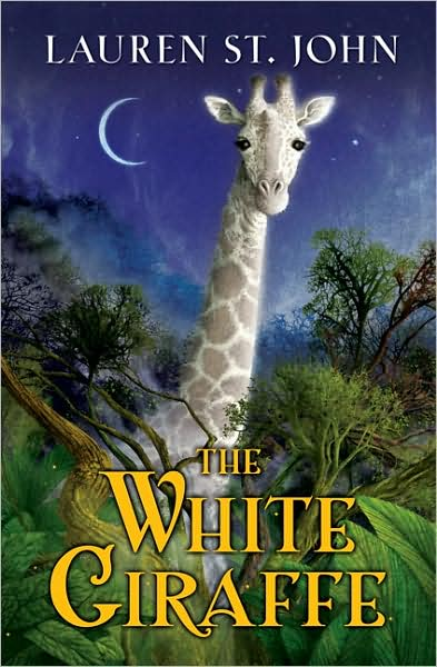 White Giraffe Cover